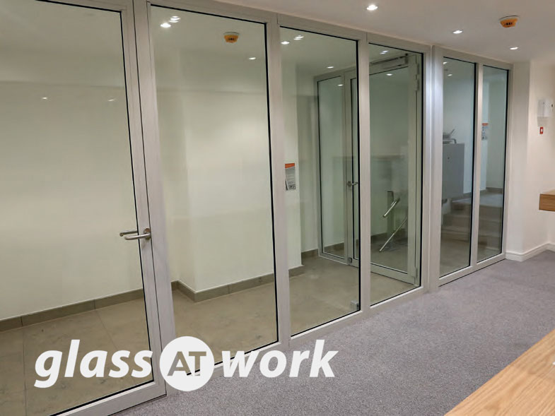 Usa Fire Rated Doors With Glass : Fire rated glass partitioning doors