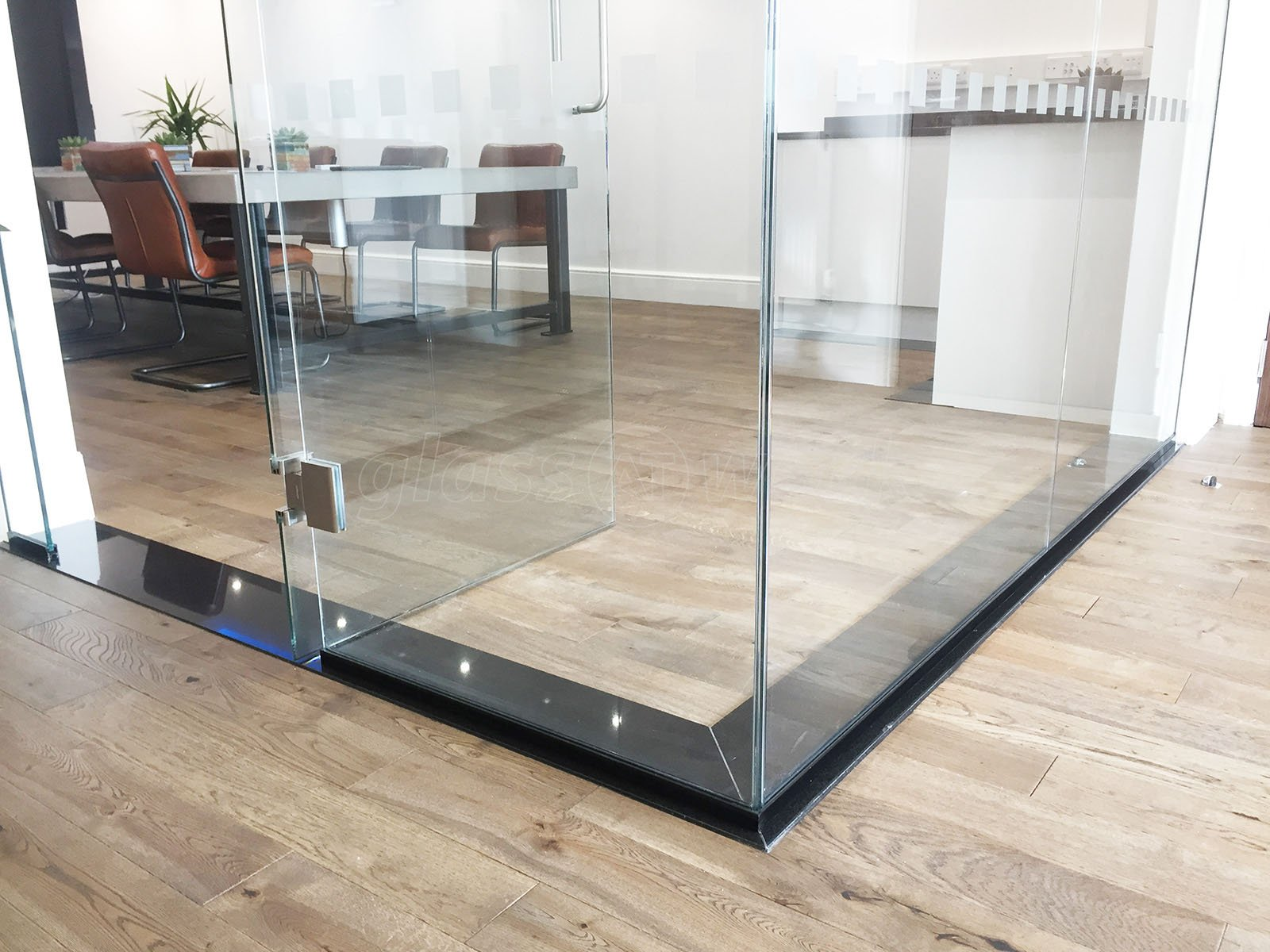 Glass Partitioning at Westbase Technology Ltd (Monmouthshire ...