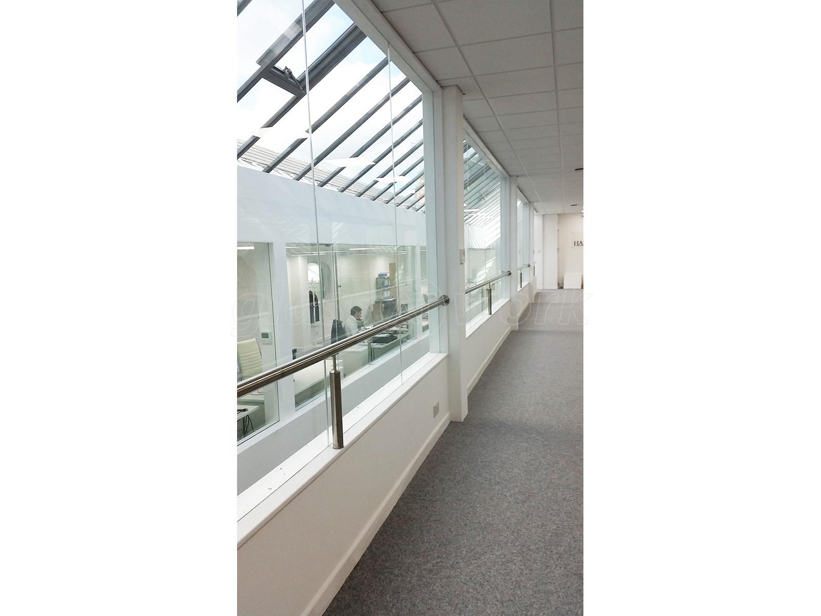 3e1931d407b Glass Partitioning at Peak   Pennine Properties Ltd (Nottingham ...