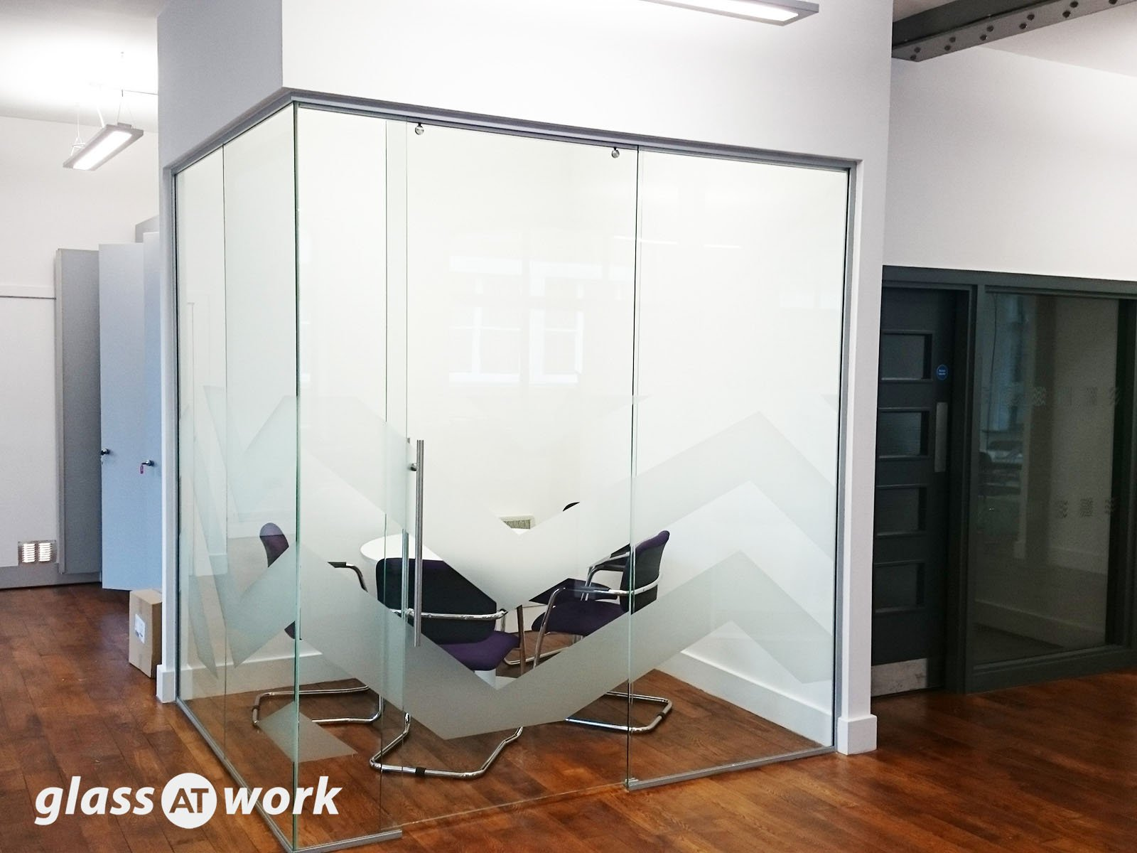 Top Hung Sliding Frameless Glass Doors
