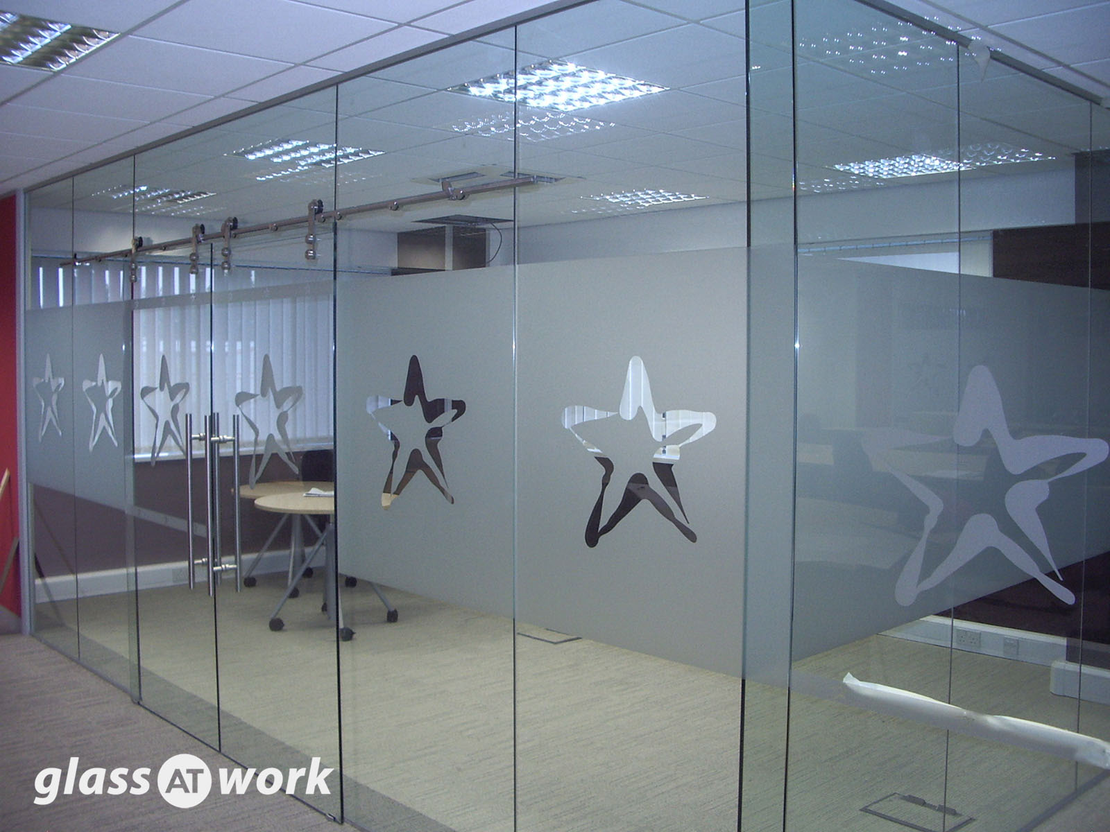 office doors elm door glass commercial in an workspace
