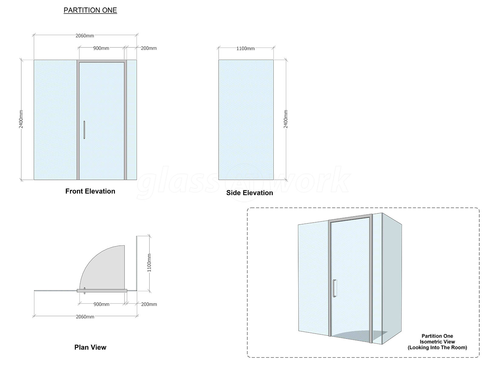Glass Partitions at Purr Group (Fitzrovia, London): Acoustic