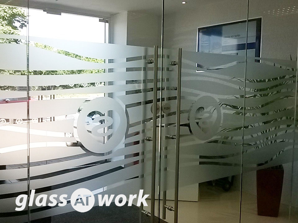 Glass Partitioning At Solutions4health Reading Berkshire Interior Glass Part