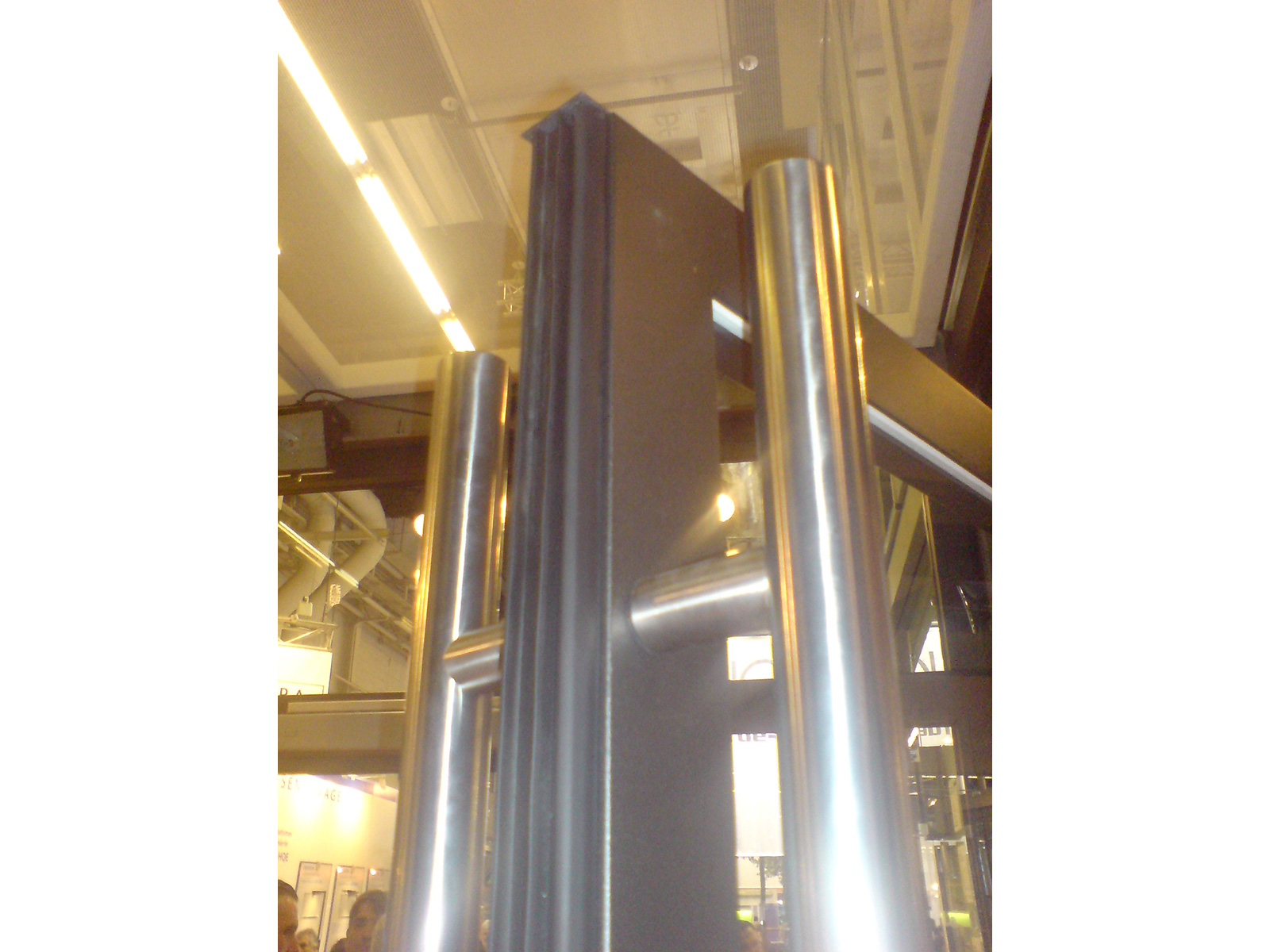 30 00 fire rated steel framed glass partitioning
