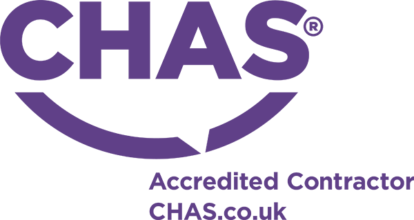 CHAS Approved Contractor
