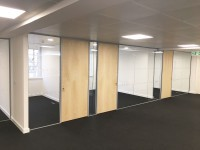 Fantastic service from start to finish. Standard of work was amazing! We are now working with Glass At Work on other projects. Steve Waterman - Above & Beyond Construction Ltd (Haymarket, London)