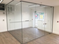 Glass at Work provided an excellent service for the Office Conversion works we have recently carried out at Braintree, Essex. Simon Reading - PEP Project Management Ltd (Braintree, Essex)