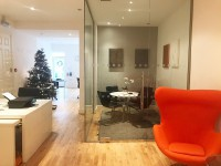 We love our new little private space for our clients. We would highly recommend Glass at Work. Jacqui Kipling - Westlakes Recruit (Cockermouth, Cumbria)