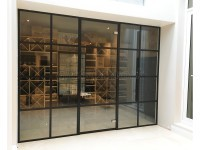 The Glass At Work team was very professional and helpful. We are very pleased with the end result. The glass doors look fantastic. I highly recommend Glass At Work. Fabienne Nacouzi - Domestic Project (Fulham, London)