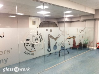Bespoke Design Window Film