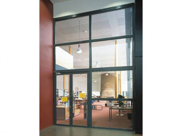 60+ Minutes Fire Rated Glass Partitioning