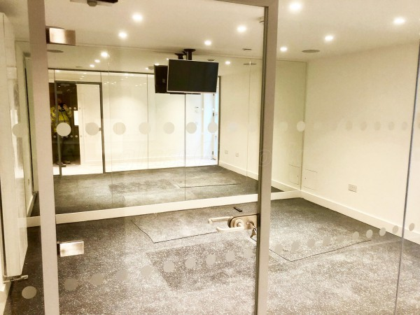 McNair Builders Merchants (Strathclyde, Scotland): 30 Minutes Fire Rated Glass Partitioning