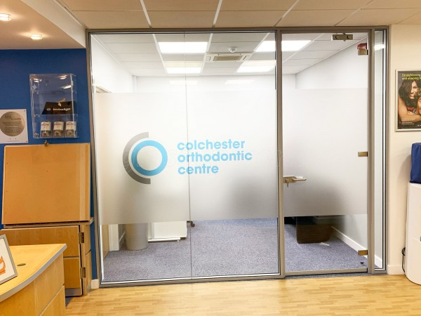 Elecbuild Ltd (Colchester, Essex): Double Glazed Acoustic Glass Wall, With Laminated Soundproofed Glazing