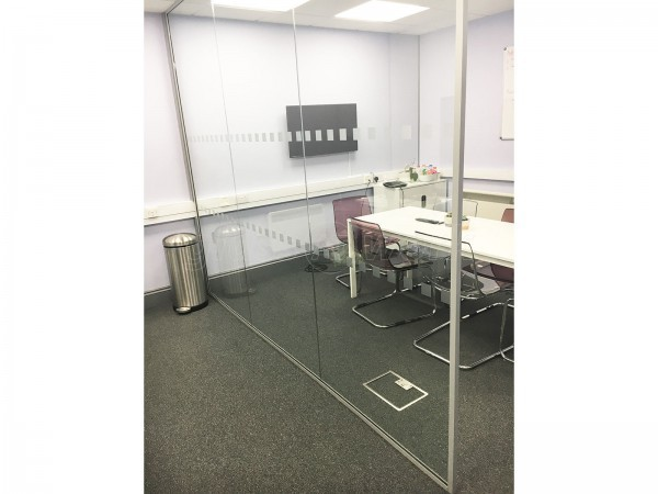 20/30 Labs Ltd (Northampton): Glazed Office Partitioning