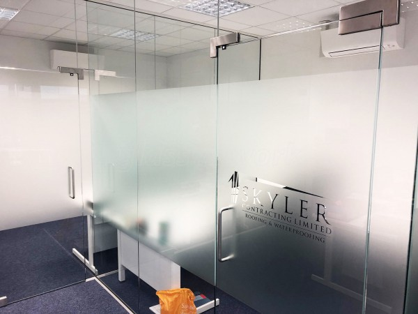 Skyler Contracting Ltd (Rochester, Kent): Commercial Glass Office Fit-Out With Frameless Doors