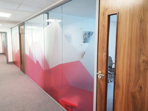 Module-AR Limited (Hull, East Yorkshire): Glass Office Refurbishment Creating Office Spaces And Boardroom