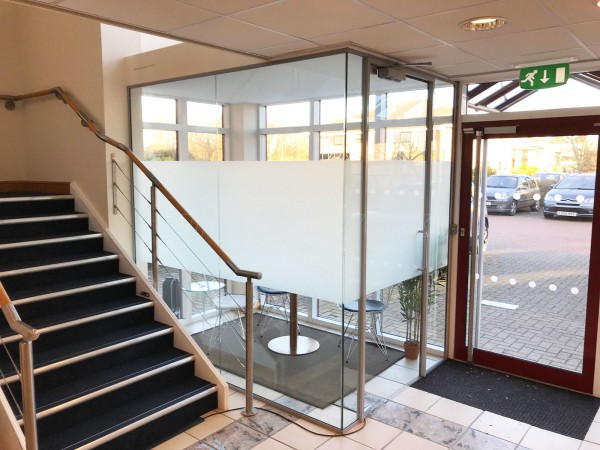 Teemo Designs Ltd (Peterborough, Cambridgeshire): Small Glass Corner Room Using Soundproofing Glass