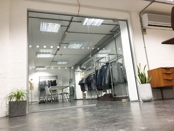 Saw Radiance Ltd (London): Glazed Partition Wall Office