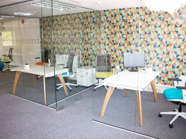 Scribble & Ink (Plymouth, Devon): Frameless Glazed Office Walls