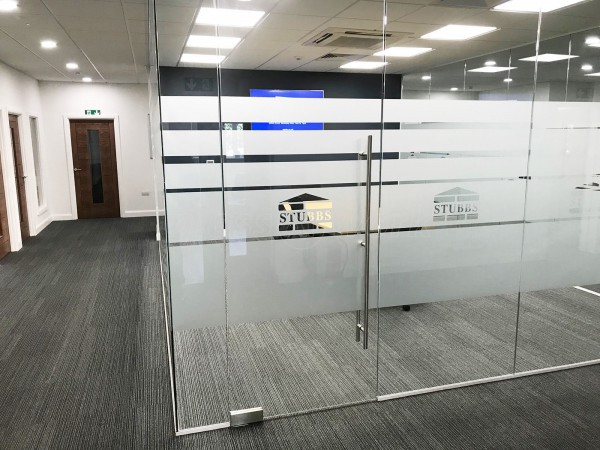 Stubbs Brothers Building Services Ltd (East Riding of Yorkshire): Three Sided Glass Room