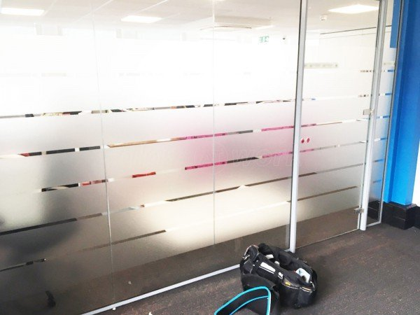 ABR Projects Ltd (Westminster, London): Multiple Glass Office Installation