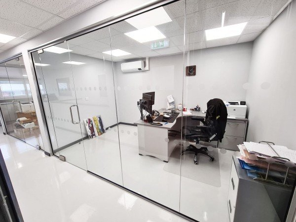 Air4U Ltd (Arundel, West Sussex): Toughened Glass Office Interior Walls