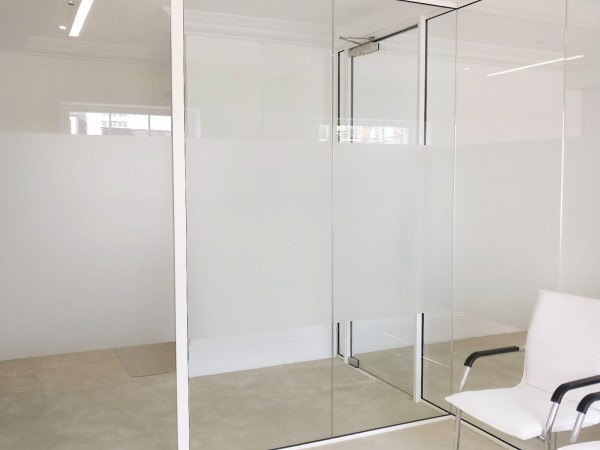 AXA Venture Partners (Westminster, London): Acoustic Glass Offices, With SoundProof Glazing