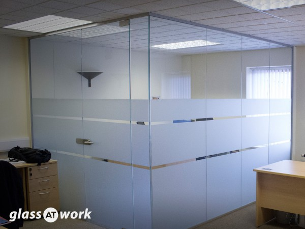 Bulldog Hotel Group (Boston): Office Partitioning
