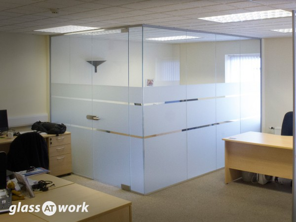 Bulldog Hotel Group (Boston, Lincolnshire): Office Partitioning