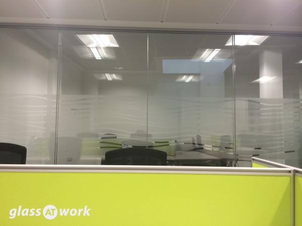 Executive Business Consultancy (Barnet, London): Single & Double Glazed Glass Partitions