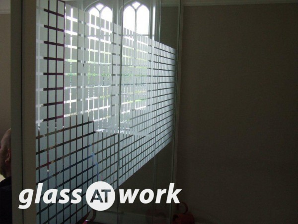 Environment Agency (Kent): Inline Wall Glass Office Partitioning