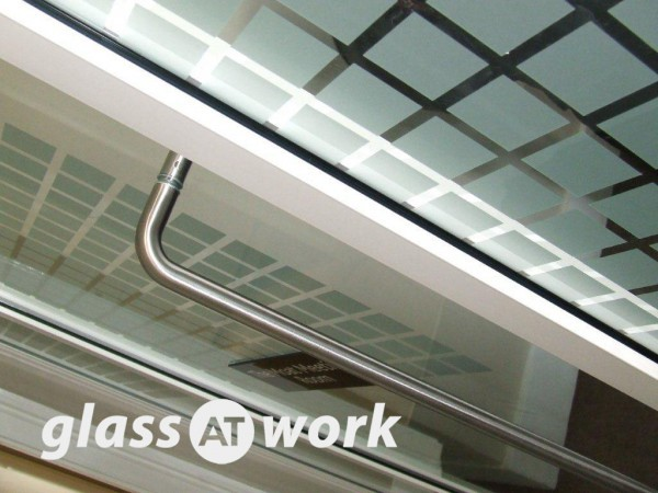 Environment Agency (Maidstone, Kent): Inline Wall Glass Office Partitioning
