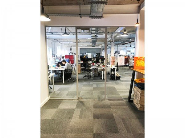 Co-work Ventures Ltd (Exeter, Devon): Multiple Glass Walled Offices