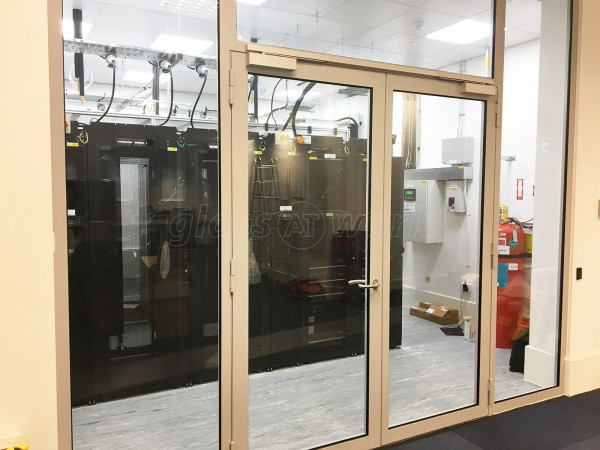 Workspace Technology Ltd (Leamington Spa): 30/30 Fire Rated Glass Partition