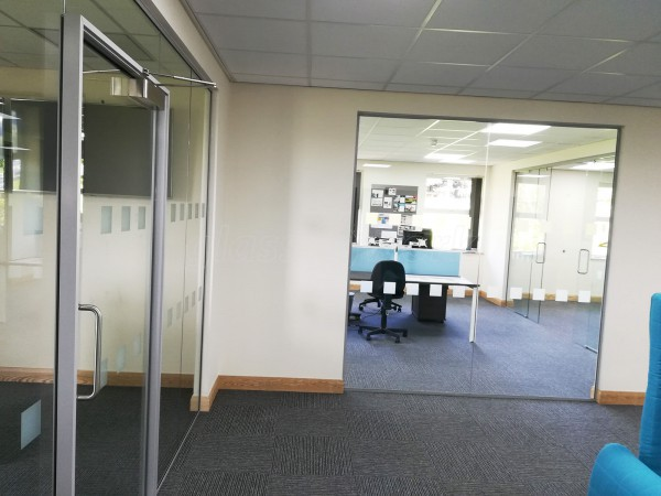 Gladman Retirement Living Ltd (Congleton, Cheshire): Glass Office Fit-Out, Including Glazed Sliding Doors & Acoustic Meeting Rooms