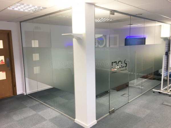 CLS Financial Advice (Rayleigh, Essex): Glass Corner Office