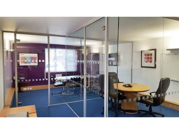 Europa Communications (Beaconsfield, Buckinghamshire): Office Partitioning