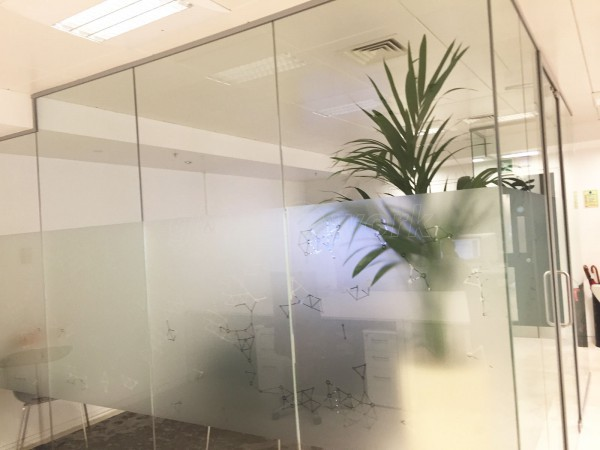 Ayima Ltd (Barbican, London): Acoustic Glass Partitioning