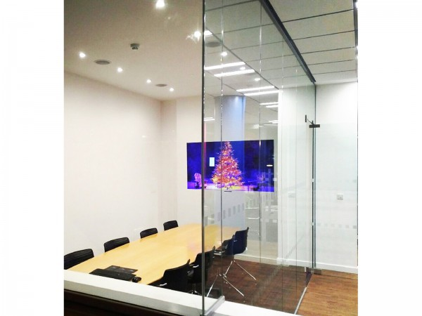Cavendish Residential (Central Nottingham): Office Partitions