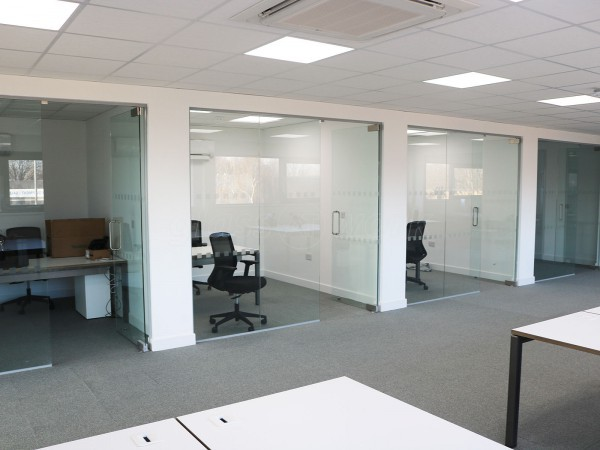 BPI Auctions Ltd (Wakefield, West Yorkshire): Multiple Glass Office Screens and Doors