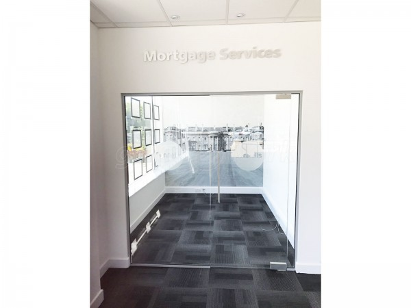 S Harrison Building Services (Various Locations): Multiple Glass Partitioning Projects