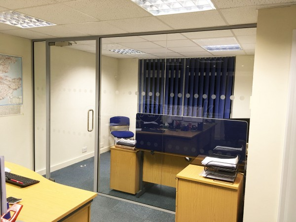 Frazers Surveyors Ltd (Woking, Surrey): Glass Office Walls and Doors