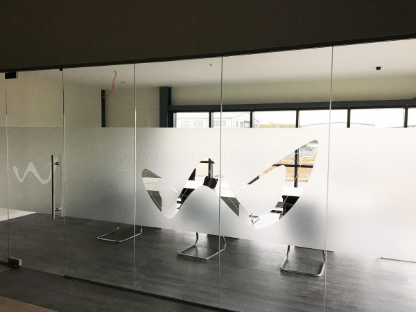 Watson Gym Equipment (Frome, Somerset): Glass Partition