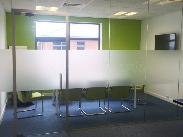 glass partitioning at healthy performance southam