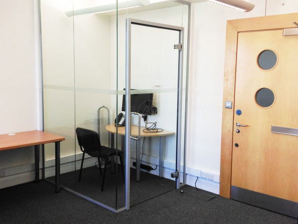 Westbrook International Ltd (London): Glass Partition Rooms