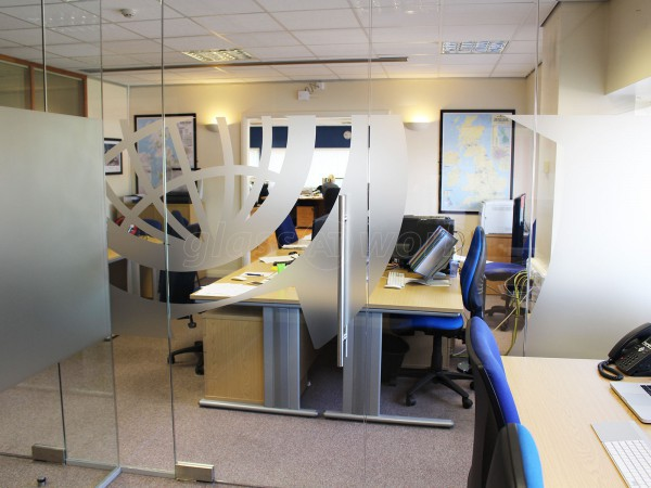 World Options Ltd (Rossendale, Lancashire): Glass Office Walls