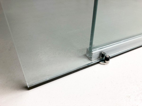 Goodboy Digital Ltd (Hackney, London): Top Hung Glass Sliding Door and Office Partition
