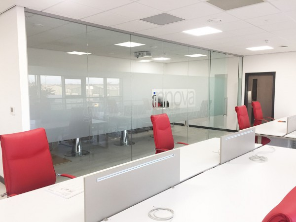 Ultima furniture Systems Ltd (Pontefract, West Yorkshire): Internal Glass Sliding Doors
