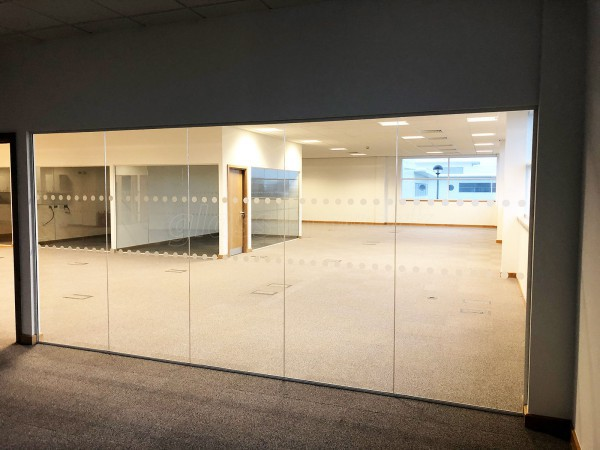 JH Johnson Shopfitters Ltd (Peterlee, County Durham): Commercial Workspace Glass Office Fit-out