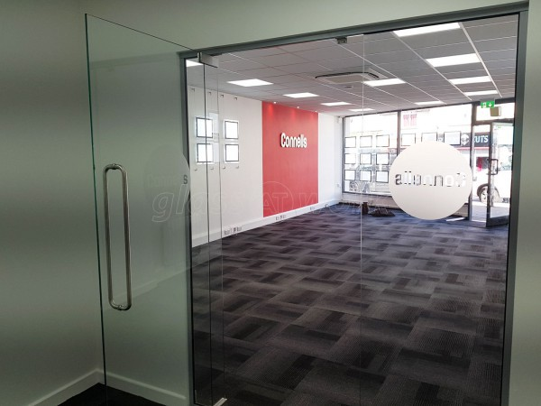 JR Interiors [UK] Ltd (Clacton On Sea, Essex): Frameless Glass Door And Partition